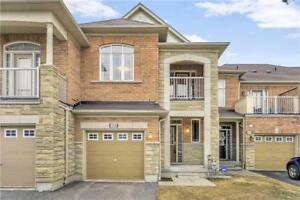 **O/H Weekend 1-4PM** Pickering 3 Bdrm Freehold Townhome