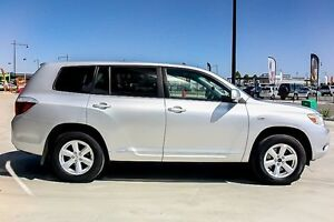 2007 Toyota Kluger GSU40R KX-R 2WD Silver 5 Speed Sports Automatic Wagon Pakenham Cardinia Area Preview