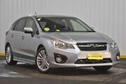 2012 Subaru Impreza G4 MY12 2.0i-S Lineartronic AWD Silver 6 Speed Constant Variable Hatchback Hendra Brisbane North East Preview