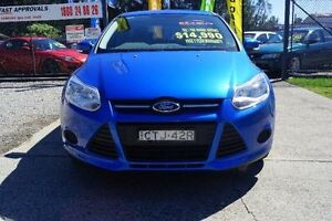 2014 Ford Focus LW MKII Ambiente Sports Automatic Dual Clutch Hatchback Oak Flats Shellharbour Area Preview