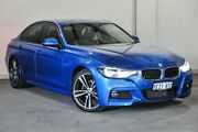 2016 BMW 320d F30 LCI M Sport Blue 8 Speed Automatic Sedan Bayswater Bayswater Area Preview