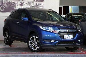 2015 Honda HR-V MY15 VTi-L Blue 1 Speed Constant Variable Hatchback Doncaster Manningham Area Preview