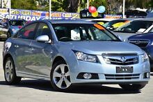 2011 Holden Cruze JG CDX Blue 6 Speed Sports Automatic Sedan Toowong Brisbane North West Preview