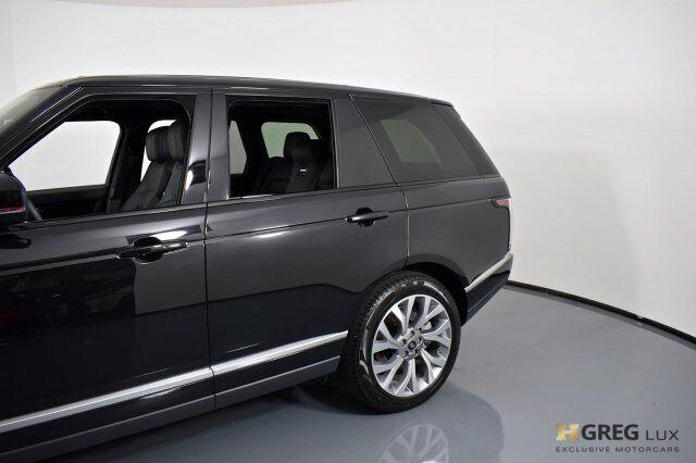 Image 9 Voiture Américaine d'occasion Land Rover Range Rover 2020