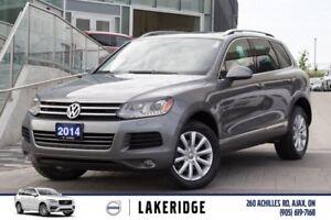 2014 Volkswagen Touareg Highline