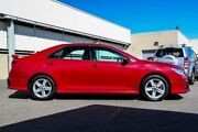 2014 Toyota Aurion GSV50R Sportivo ZR6 Red 6 Speed Automatic Sedan Cannington Canning Area Preview