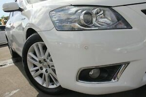2011 Toyota Aurion GSV40R MY10 Touring White 6 Speed Sports Automatic Sedan Windsor Hawkesbury Area Preview