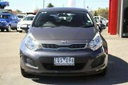 2013 Kia Rio UB MY13 S Graphite 4 Speed Sports Automatic Hatchback Frankston Frankston Area Preview