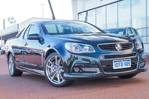 2013 Holden Ute VF MY14 SS V Ute Redline Regal Peacock 6 Speed Sports Automatic Utility Wangara Wanneroo Area Preview