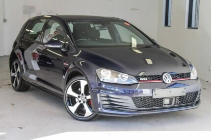 2014 Volkswagen Golf VII MY14 GTI DSG Blue 6 Speed Sports Automatic Dual Clutch Hatchback Melville Melville Area Preview