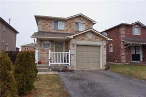 3 BDRMs detached HOME FOR RENT AT DESIRABLE SOUTH-EAST BARRIE