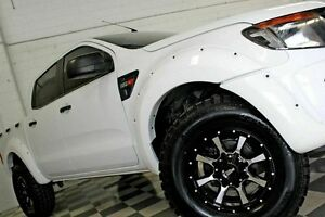 2012 Ford Ranger PX XL 2.2 (4x4) White 6 Speed Automatic Crew Cab Utility Burleigh Heads Gold Coast South Preview