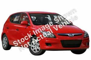 2011 Hyundai i30 FD MY11 SX Grey 5 Speed Manual Hatchback Mount Druitt Blacktown Area Preview