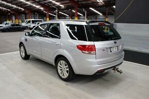 2013 Ford Territory SZ TS Seq Sport Shift Silver 6 Speed Sports Automatic Wagon Maryville Newcastle Area Preview