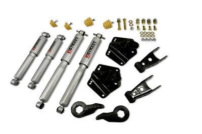 Belltech 92-99 4X4 Suburban K1500 3/4 Drop w/SP Shocks Lowering Kit 765SP