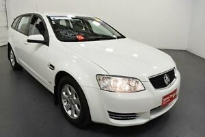 2013 Holden Commodore VE II MY12.5 Omega (LPG) Heron White 6 Speed Automatic Sportswagon Moorabbin Kingston Area Preview
