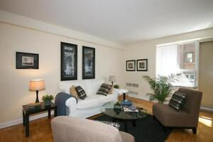 1 Bedroom - Downtown - Newly Renovated - Spacious Suites!