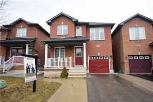 Bright, Spacious & Clean Fully Detached Home !
