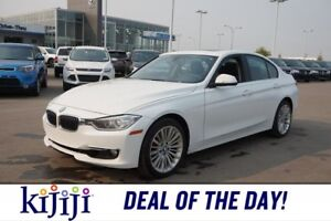 2014 BMW 3 Series 328XI XDRIVE Accident Free,  Leather,  Heated