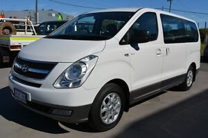 2014 Hyundai iMAX TQ MY13 White 4 Sp Automatic Wagon Welshpool Canning Area Preview