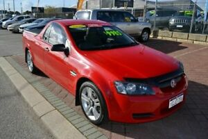 2008 Holden Commodore VE SV6 Lookalike 6 speed man Red 6 Speed Manual Utility