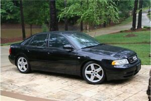 2000 Audi S4 b5 Part out for parts Automatic b5s4 want gone