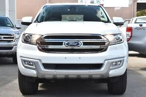 2016 Ford Everest UA Trend Cool White 6 Speed Sports Automatic Wagon Woodbridge Swan Area Preview