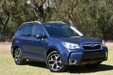 2012 Subaru Forester S4 MY13 XT Lineartronic AWD Premium Blue 8 Speed Constant Variable Wagon St Marys Mitcham Area Preview