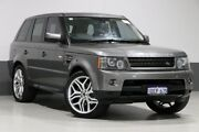 2009 Land Rover Range Rover MY10 Sport 3.0 TDV6 Grey 6 Speed Automatic Wagon Bentley Canning Area Preview
