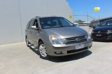 2010 Kia Grand Carnival VQ MY09 Platinum Tiptronic Silver 5 Speed Sports Automatic Wagon Berwick Casey Area Preview