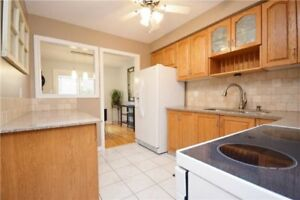 Beautifully Maintained Freehold Townhouse In Nw Ajax