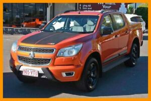 2015 Holden Colorado RG MY16 Z71 Crew Cab Orange Rock 6 Speed Sports Automatic Utility Mount Gravatt Brisbane South East Preview