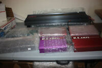 PPI, ORION, US AMPS, AUDIO CONTROL, RF & MUCH MORE LISTED