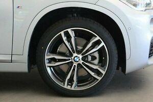 2016 BMW X1 F48 xDrive25i Steptronic AWD Silver 8 Speed Sports Automatic Wagon Wangara Wanneroo Area Preview