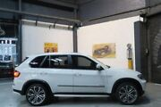 2010 BMW X5 E70 MY11 xDrive30d Steptronic White 8 Speed Sports Automatic Wagon Port Melbourne Port Phillip Preview