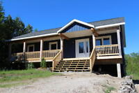 Newly Built Cottage for rent on the Bruce Peninsula