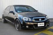 2013 Holden Caprice WM II MY12.5 V Black 6 Speed Sports Automatic Sedan Port Adelaide Port Adelaide Area Preview