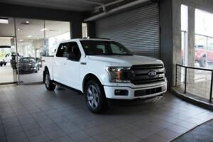 2017 Ford F150 XLT FX4 4X4 Oxford White Automatic 4 X 4 DOUBLE CAB UTILITY Thornleigh Hornsby Area Preview