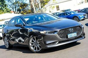 2019 Mazda 3 BP2S7A G20 SKYACTIV-Drive Evolve Grey 6 Speed Sports Automatic Sedan Bayswater Bayswater Area Preview