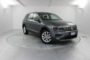 2018 Volkswagen Tiguan 5N MY18 110TDI Comfortline DSG 4MOTION Allspace Grey 7 Speed Launceston Launceston Area Preview