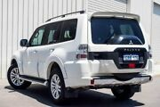 2015 Mitsubishi Pajero NX MY15 GLX White 5 Speed Sports Automatic Wagon Osborne Park Stirling Area Preview
