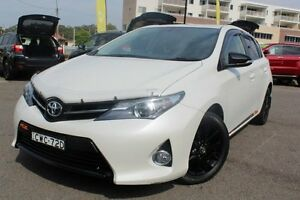 2014 Toyota Corolla ZRE182R RZ White 6 Speed Manual Hatchback Glendale Lake Macquarie Area Preview