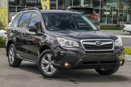 2015 Subaru Forester S4 MY15 2.5i-L CVT AWD Grey 6 Speed Constant Variable Wagon Aspley Brisbane North East Preview