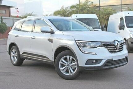 2016 Renault Koleos White Constant Variable Wagon Pearsall Wanneroo Area Preview