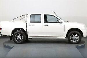 2011 Isuzu D-MAX TF MY10 Limited Edition II (4x4) White 5 Speed Manual Crewcab Smithfield Parramatta Area Preview