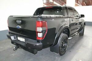 2012 Ford Ranger PX Wildtrak 3.2 (4x4) Black 6 Speed Automatic Crewcab Pennington Charles Sturt Area Preview