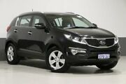 2014 Kia Sportage SL Series 2 MY14 SLi(AWD) Black 6 Speed Automatic Wagon Bentley Canning Area Preview