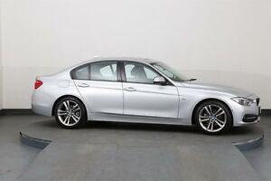 2015 BMW 320D F30 MY15 20D Silver 8 Speed Automatic Sedan Smithfield Parramatta Area Preview