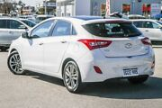 2016 Hyundai i30 GD3 Series II MY17 Premium DCT White 7 Speed Sports Automatic Dual Clutch Hatchback Cannington Canning Area Preview