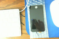 iPod  touch screen,
